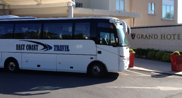 East Coast Travel Corporate Coach Hire Services